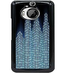 ColourCraft Creative Image Design Back Case Cover for HTC ONE M9 PLUS