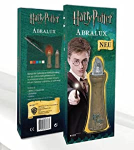 Harry Potter magic wand plus abralux light [Toy]