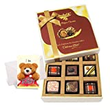 Traditional Sweet Delight Chocolate Gift Box With Sorry Card - Chocholik Luxury Chocolates