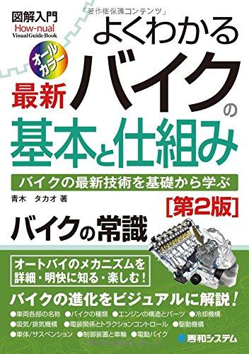 図解入門よくわかる最新バイクの基本と仕組み[第2版] (How‐nual Visual Guide Book)
