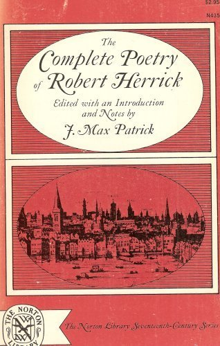 Complete Poetry of Robert Herrick, Herrick                      R