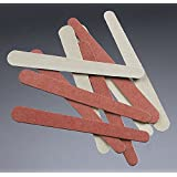 """Double-sided Emery Boards - box of 144, 4 1/4"""" - 4 5/8"""""""