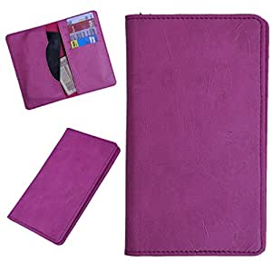 DCR Pu Leather case cover for Samsung Galaxy Note 1 (pink)