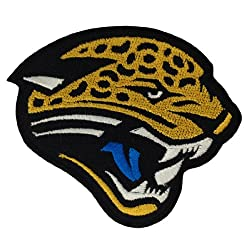 Jacksonville Jaguars Logo Embroidered Iron Patches