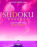 SUDOKU Puzzles - Hard to Very Hard: Puzzles + Solutions