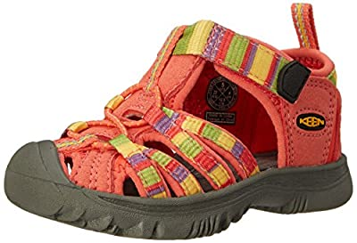 KEEN Whisper Hook-and-Loop Sandal (Toddler)