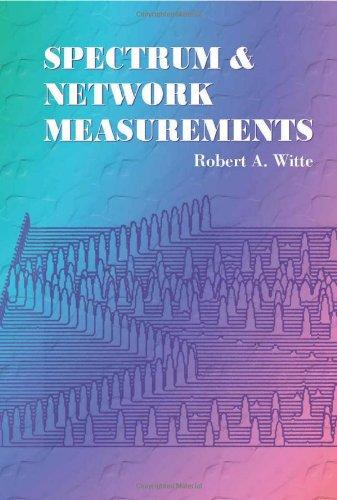 Spectrum and Network Measurements