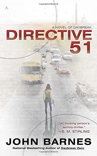 Directive 51 (Daybreak, #1)