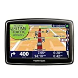 TomTom XXL 540T 5-Inch Widescreen Portable GPS Navigator (Lifetime Traffic Edition)