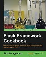 Flask Framework Cookbook Front Cover