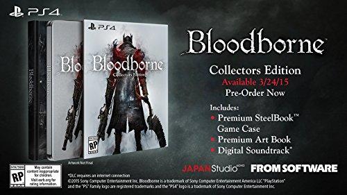 Bloodborne Collectors Edition - Playstation 4