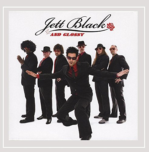 Jett Black and Glossy - Back Sides