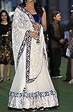 Bhavika Exim Women's Shiffon Lehenga Choli