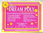 "Quilters Dream POLY Select MidLoft Twin Size 93"" X 72"""