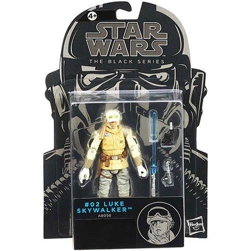 Star Wars The Black Series Luke Skywalker Wampa Attack 3 3/4-Inch Action Figure