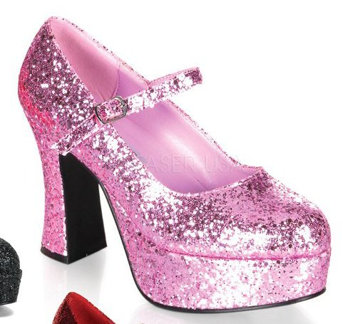 Size: 6 Color: Baby Pink 4