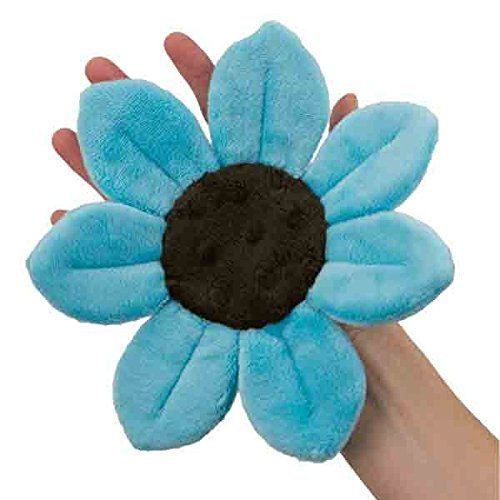 VeKa Classic Collection Flower Scrubbies Blooming Bath - Baby Blue by VeKa Kids collection