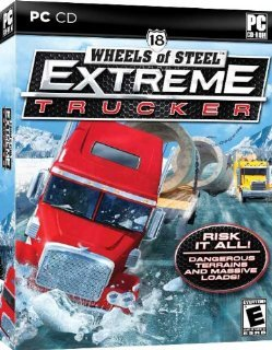 Brand New Valusoft 18 Wheels Of Steel Extreme Trucker Feel The Power And Adrenaline Of Terrains
