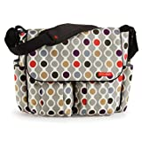 Skip Hop Dash Deluxe Baby Changing Bag - Wave Dot