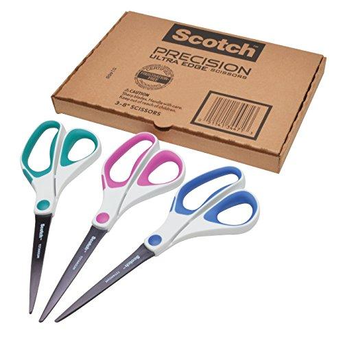 scotch-precision-ultra-edge-scissors-8-inch-3-pack-1458-3amz