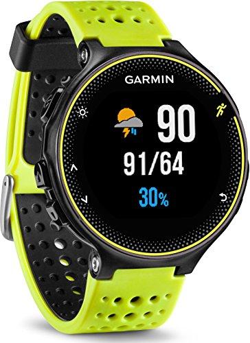 Garmin Forerunner 230 - Reloj de carreja con GPS y funciones de conexion, unisex, color amarillo y negro, tall 212.87€