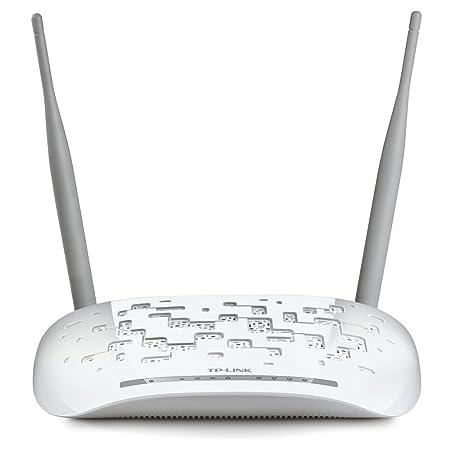 TP link 300Mbps 2,4ghz sans fil N ADSL2+ Modem Routeur
