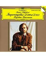 Schubert: Impromptus D899 & D935
