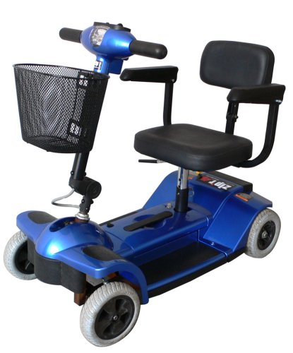Mini Small Electric Power Travel Mobility Scooter Cart