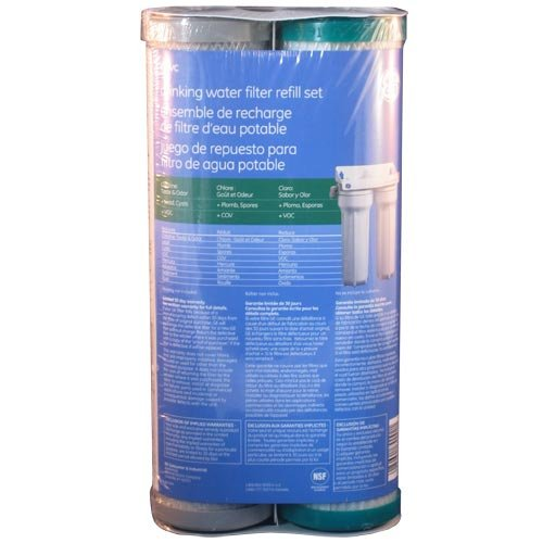 GE FXUSC Household Pre-Filtration Sediment Filters