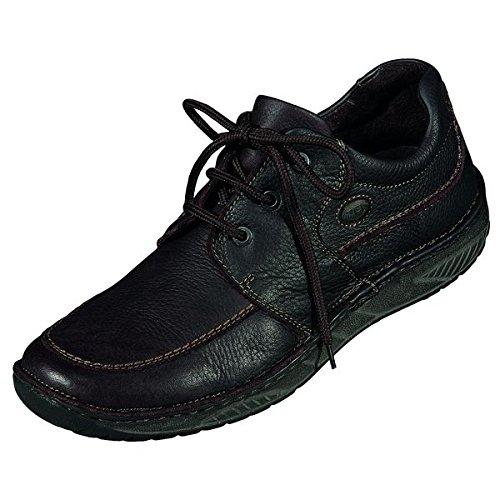 Zen Uomo mezzo scarpe, 550343, Marrone (t.d.moro), 41