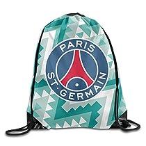 NaDeShop Paris Saint Germain Drawstring Backpack Travel Sports Bag
