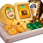 The Gift Basket Gallery Irish Cheese...