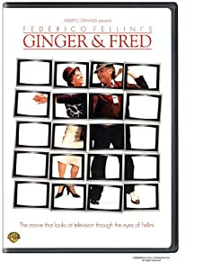 "Cover of ""Ginger and Fred"""