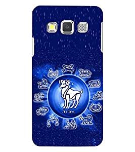 PRINTSWAG ARIES Designer Back Cover Case for SAMSUNG GALAXY A3
