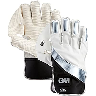 GM 606 Wicket Keeping Gloves, Men's