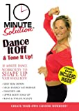 Cover art for  10 Minute Solution: Dance It Off & Tone It Up (With Fitness Band)