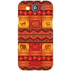Printland Samsung Galaxy S3 Neo Back Cover High Quality Designer Case