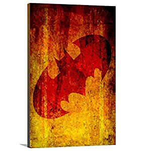 Home Décor Canvas Wall Art Ready to Hang Great Gift Idea Marvel Inspired Batman Abstract Wall Art for Kitchen Living Room Bedroom Hallway by Artzee Designs at Gotham City Store