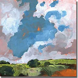 Autumn Dawn by Paul Bailey Premium Stretched Canvas (Ready-to-Hang)