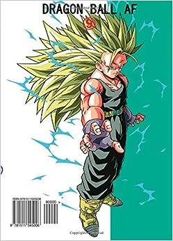 Dragon Ball AF Volume 9: Young Jijii, Mordinman111, Brolen, Tomac66