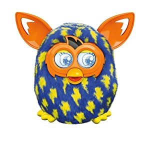 Furby Lightning Bolts Boom Plush Toy