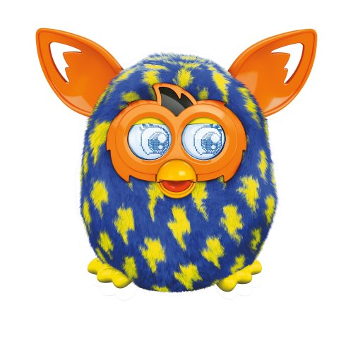 Furby Boom Plush Toy (Lighting Bolts)