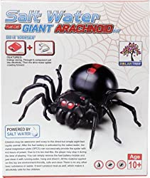 Solar Tree Salt Water Giant Arachnoid Kit (Black Red)