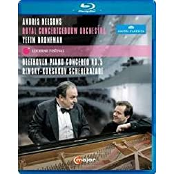 Lucerne Festival: Beethoven, Rimsky-Korsakov [Blu-ray]