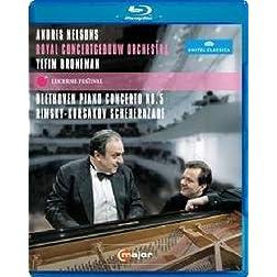 Lucerne Festival: Beethoven, Rimsky-Korsakov [Blu-ray]