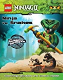 Lego Ninjago: Ninja Vs. Snakes