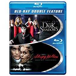 Dark Shadows / Sleepy Hollow [Blu-ray]