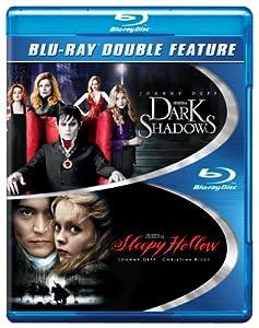 Dark Shadows / Sleepy Hollow [Blu-ray] by Warner Home Video