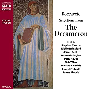 Selections from The Decameron Audiobook