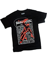 Over The City -- Daredevil T-Shirt